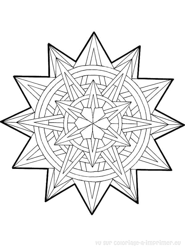 Free coloring pages of wisk - Coloriage a imprimer mandala ...
