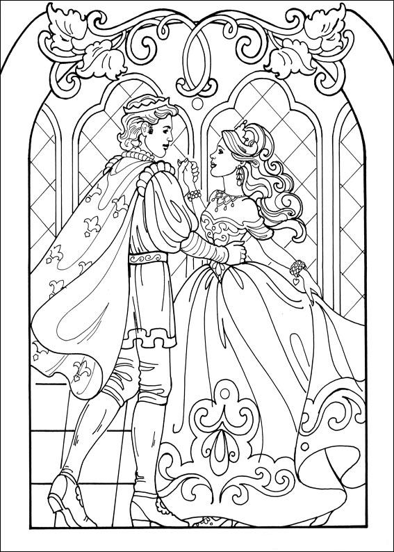 Index Of Coloriages Fantastique Princesse Princesse Leonora