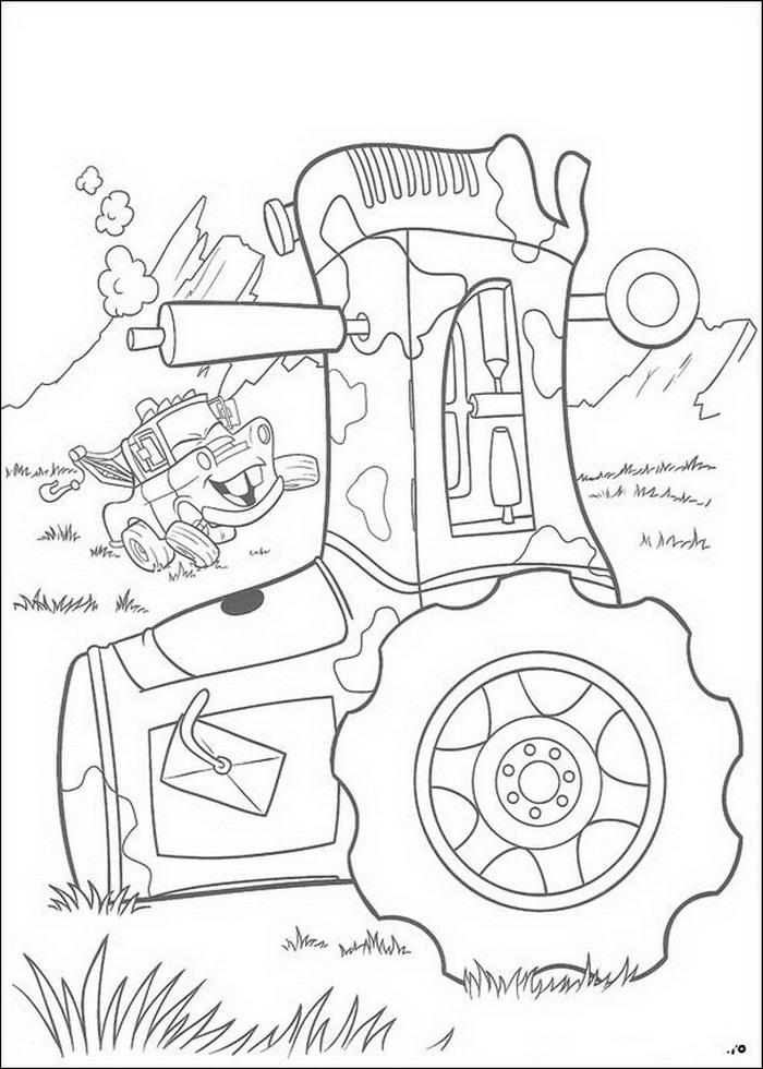 Coloriage Franck Cars.Index Of Coloriages Films Cars Quatre Roues Pixar