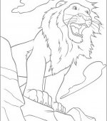 coloriage The Wild 000