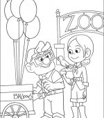 coloriage Up! 034