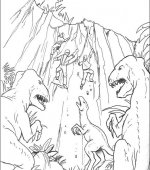 coloriage king Kong 011