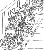 coloriage toy story 000