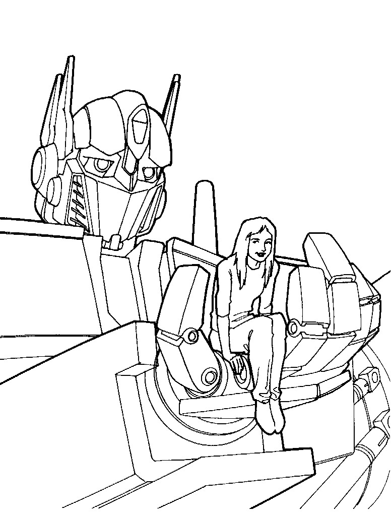 index of coloriages films transformers