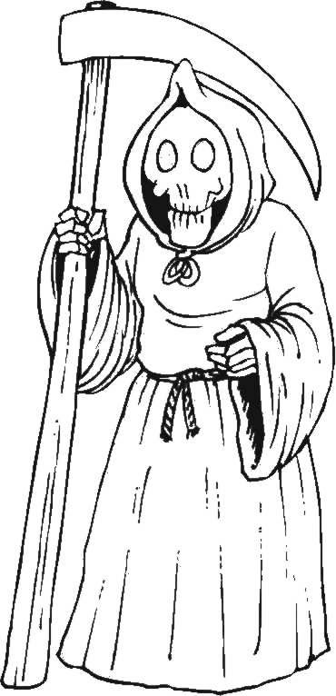 Kleurplaten Halloween Zombie.Index Of Coloriages Hallowen Halloween