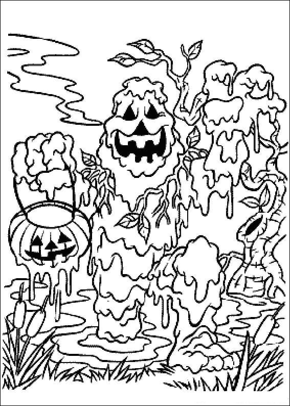 Index Of Coloriages Hallowen Halloween