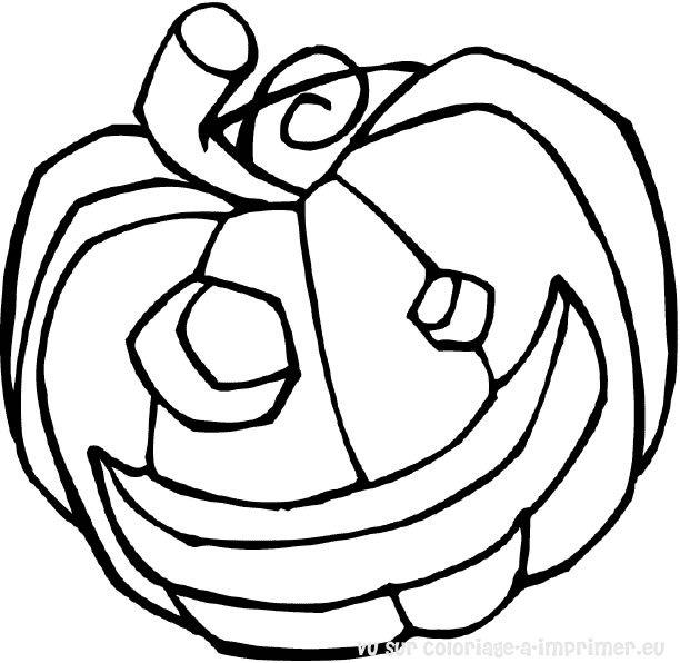 Coloriage imprimer coloriage halloween 000 - Image halloween a imprimer ...