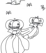 coloriage halloween 001