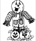coloriage halloween 008