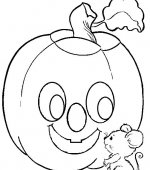 coloriage halloween 092