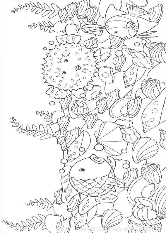 Coloriage Arc En Ciel Imprimer.Coloriage A Imprimer Coloriage Arc En Ciel 010