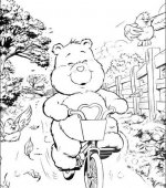 coloriage Bisounours 007