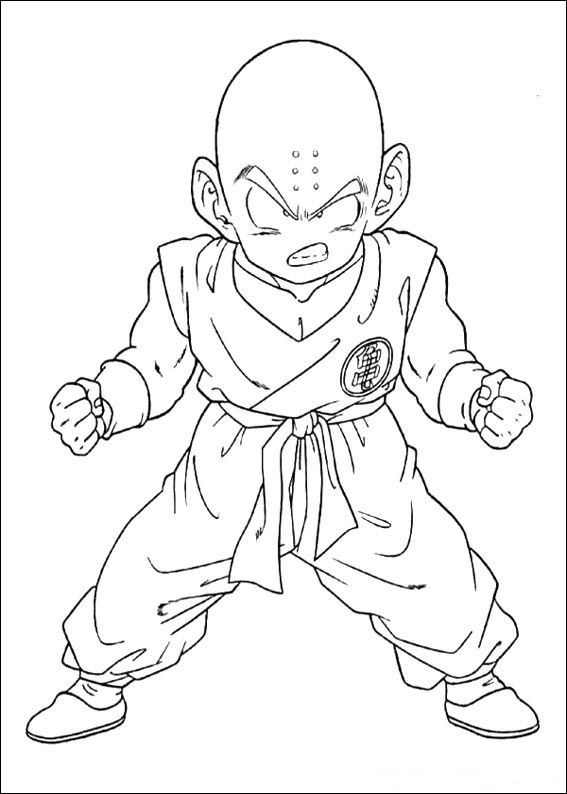 Index Of Coloriages Heros Tv Dragon Ball Z