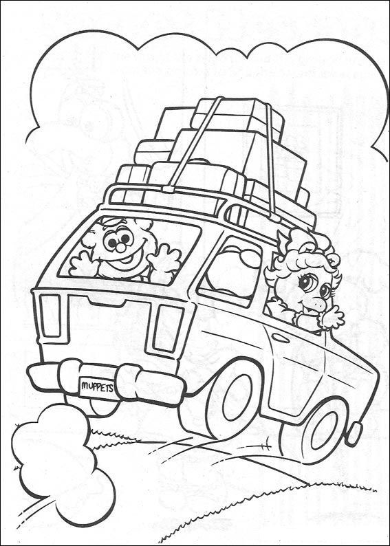 Index of /coloriages/heros - tv/Les Muppet Babies