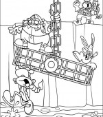 coloriage Nom de code  KIDS NEXT DOOR 012