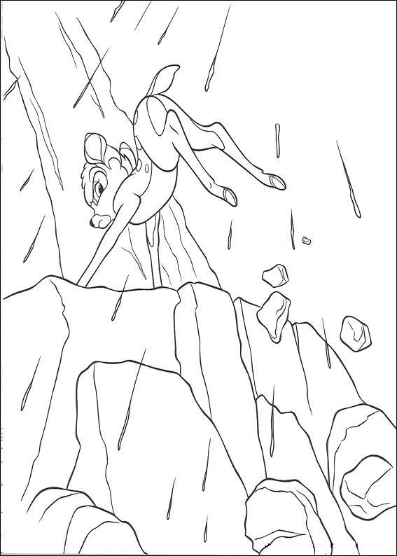 Index of /coloriages/heros - tv/bambi 2