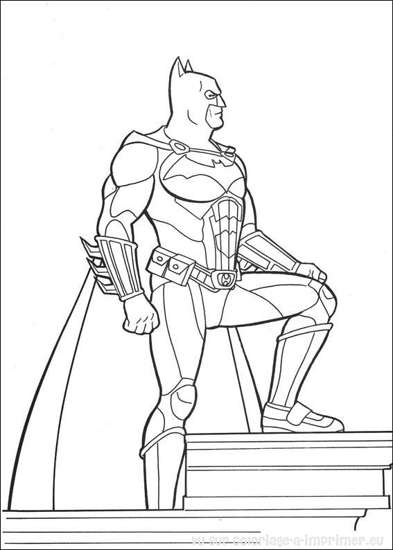 Coloriage imprimer coloriage batman 028 - Coloriage a imprimer batman ...