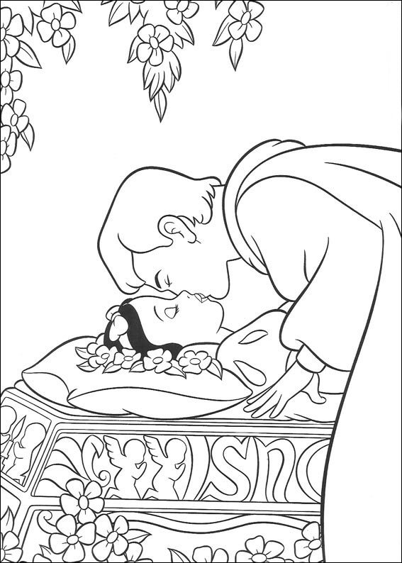 Index Of Coloriages Heros Tv Blanche Neige