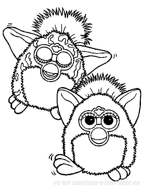 Gratis Kleurplaten Furby.Kleurplaten Furby Boom Kleurplaten En Zo Kleurplaten Van Furbie