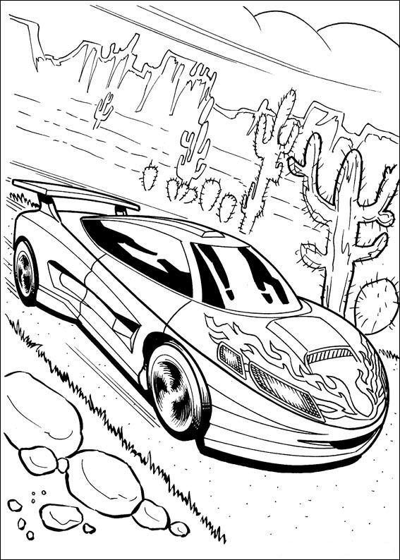 Team Hot Wheels Kleurplaten.Index Of Coloriages Heros Tv Hot Wheels