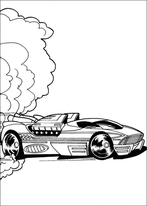 Kleurplaten Hot Wheels Battle Force 5.Index Of Coloriages Heros Tv Hot Wheels