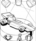 coloriage hot wheels 000