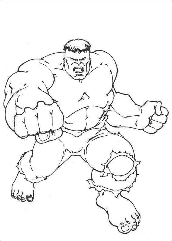 coloriage hulk 065jpg
