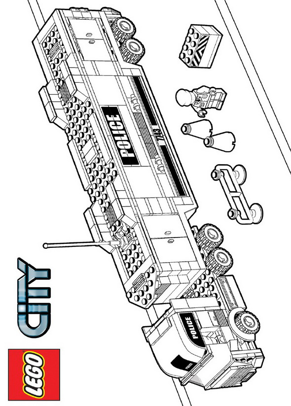 Index Of Coloriages Heros Tv Lego