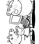 coloriage peppa-pig 000