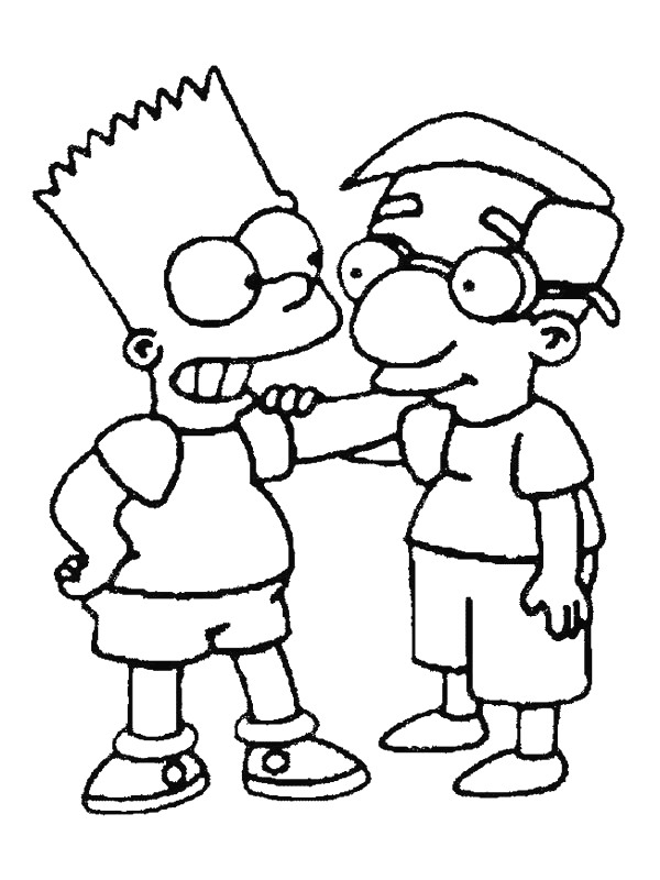 Index Of Coloriagesheros Tvsimpsons