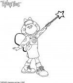 coloriage tweenies 012