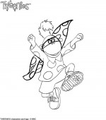 coloriage tweenies 015