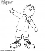 coloriage tweenies 018