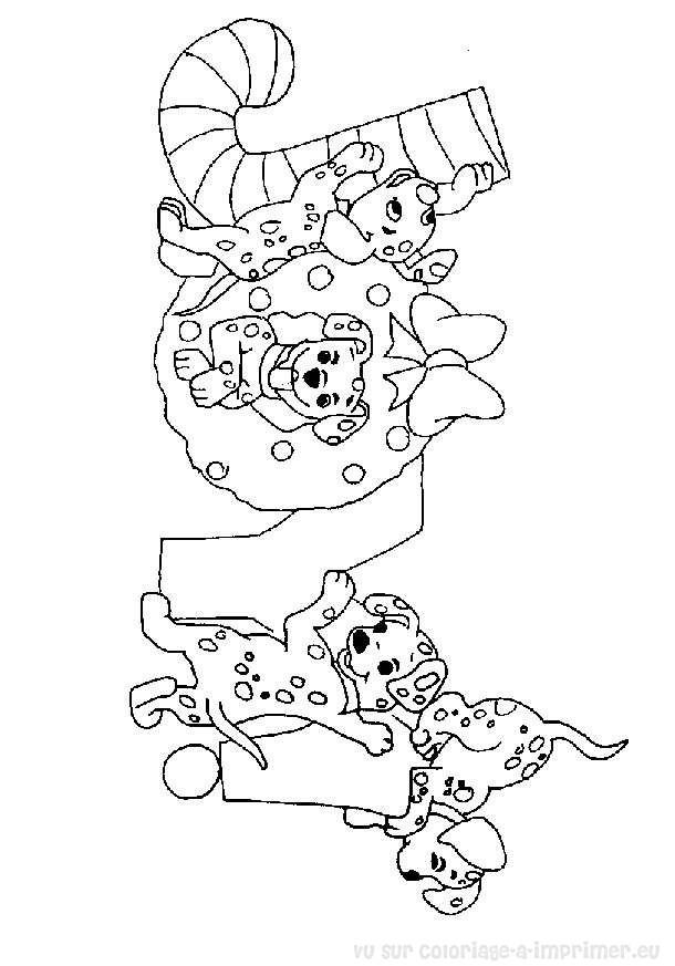 Coloriage imprimer coloriage noel disney 019 - Coloriage disney noel ...