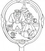 Coloriage Noel Disney Gratuit A Imprimer