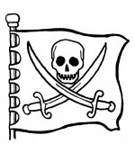 coloriage pirates 000