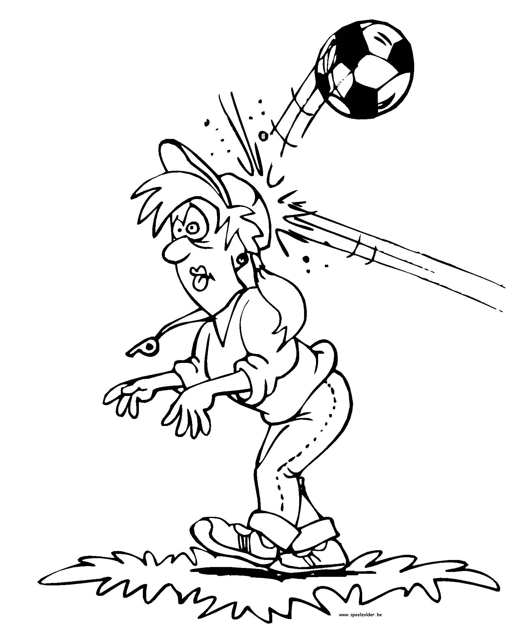 Coloriage Sport Foot.Index Of Coloriages Vie Quotidienne Sport Football