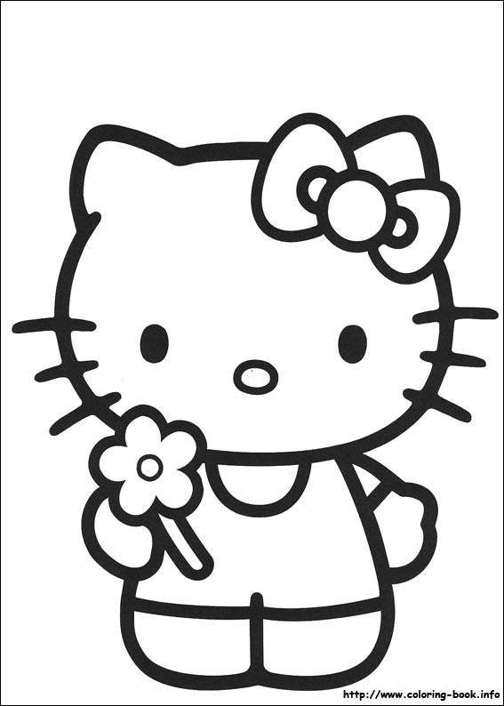 Index Of Coloriages Heros Tv Hello Kitty