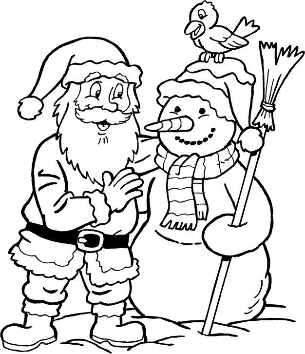 Index Of Coloriages Noel Pere Noel